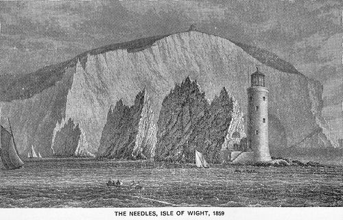 Brannon Print of the Needles