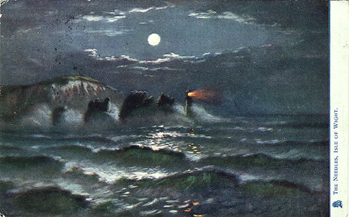 Needles by night, 1904